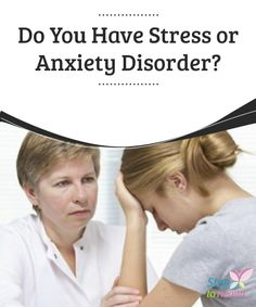 Do You Have #Stress or Anxiety Disorder?  When we aren't able to solve the #problems of stress or #anxiety #disorder, it's best to ask a professional to help us learn how to cope with these #situations