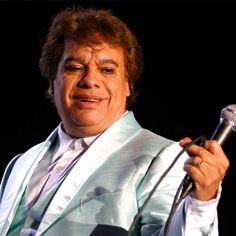 Juan Gabriel Blue Suit in concert