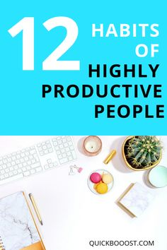 Productive people are diligent about what they do and how they do it. If you want to know how to be productive, utilize these productivity habits and hacks! Work Productivity, Productivity Quotes, Increase Productivity, Time Management Strategies, Good Time Management, Productive Things To Do, Thing 1, How To Stop Procrastinating, Getting Things Done