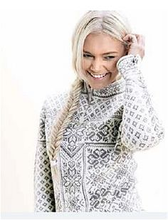 Ravelry: Peace Jubileumsgenser pattern by Randi Sunde Fair Isle Knitting Patterns, Knitted Coat, How To Purl Knit, Clothes Crafts, Sweater Design, Knit Or Crochet, Free Knitting, Sweaters For Women, Vest