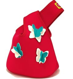 Butterfly Lunch Purse from Dabbawalla Bags