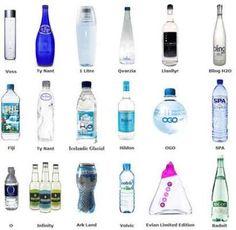 La lógica oculta del marketing diferencial, o de cómo el agua mineral se volvió aspiracional