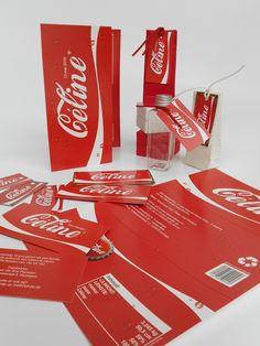 #geboortekaartjes thema coca cola http://www.kaartencollectie.be/nl/geboortekaartje-thema-coca-cola-933.htm