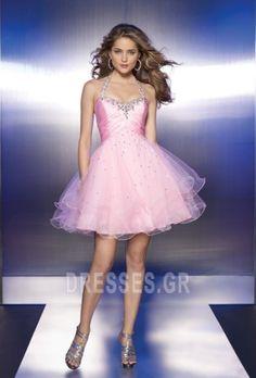 a2d56865a774 Φυσικό Διακοσμητικά Επιράμματα Άνοιξη καπίστρι Κοκτέιλ φορέματα Tulle  Dress
