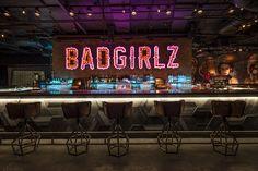 Badgirlz (Hungary), Nightclub | Restaurant & Bar Design Awards  http://www.justleds.co.za  http://www.justleds.co.za