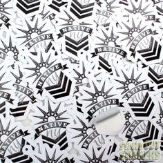 KISS CUT VINYL STICKER HANG TAGS Die Cut Stickers Custom - Custom die cut vinyl stickers meaning