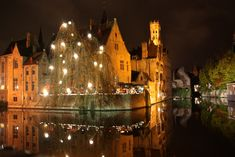 10 Little Towns In Europe You NEED To Visit - I've been to two of these, Bruges and Heidelberg!!! Both beautiful places