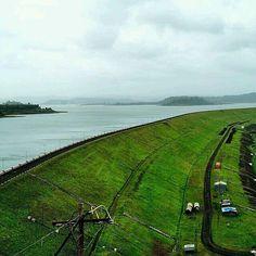 Madhuban Dam on Daman Ganga River Silvassa Dadra & Nagar Haveli Gujrat India.  #silvassadiaries #silvassa #dadranagarhaveli #gujarat #dam #madhuban #mumbaikar #arcitecture #Delhigram #natureporn #india #incredibleindia #colorsofindia #cehnnai #india_ig #Kolkata #Bombay #Instadaily #photooftheday #Instapic #instalike  via @bakirsharaf