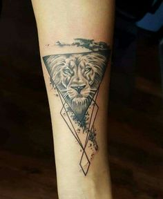 My tattoo Lion ^.^
