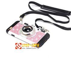 人気のiPhone8/7s/7Plusケース カメラ型、立体デザインが超面白いwww 1.iphone6s ケース おしゃれ日韓カメラ型アイフォン6個性的オリ…