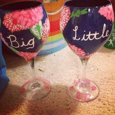 big/little gift idea, oh so cute. My big did this for me therefore my little gets it