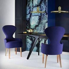 "454 Likes, 10 Comments - John Roman (@jroman1964) on Instagram: ""Tom Dixon via @grey__design #art #apartment #brass #architecture #modern #luxe #lighting #furniture…"""
