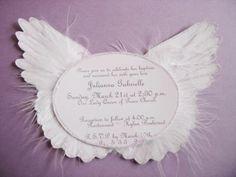 Carnet d'inspirations : un baptême sur le thème des anges