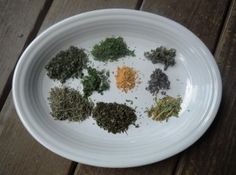 How to Make Herbs de Provence - from what you grow!