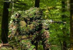 Bloming forest, how romantic! Airsoft Sniper, Airsoft Gear, Tactical Gear, Tactical Clothing, Special Ops, Special Forces, Survival, Rifles, Sniper Camouflage