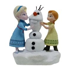 DO YOU WANNA BUILD A SNOWMAN *:. 2016 Disney Keepsake Ornaments Revealed. .:* - digitalDREAMBOOK.com