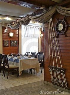 Ideas for Decorating a Nautical Home - seaside nautical design ideas
