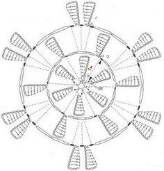 Cómo hacer zapatos tejidos al crochet paso a paso  0b098603e22c