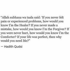 Everything happens for a reason.. #Alhumdulilah #For #Islam #Muslim