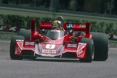 1976 Carlos Pace, Brabham BT45 Alfa Romeo