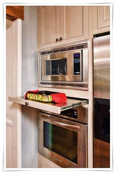 Uplifting Kitchen Remodeling Choosing Your New Kitchen Cabinets Ideas. Delightful Kitchen Remodeling Choosing Your New Kitchen Cabinets Ideas. Kitchen Redo, Kitchen Pantry, Kitchen Storage, Kitchen Appliances, Kitchen Organization, Organization Hacks, Smart Kitchen, Black Appliances, 1970s Kitchen