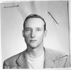 William Burroughs, 1949.
