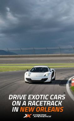 Ever wanted to rip a shiny new Ferrari around a racetrack? Now you can in New Orleans at Xtreme Xperience. Located just 30 minutes from the French Quarter at the beautiful NOLA Motorsports Park, you can get behind the wheel and live out your driving fantasies as you put the pedal to the medal and blow past triple digit speeds. There's fun for everyone with Supercar Xperiences starting at $99 and Go Karting on the largest kart track in the US for only $20.