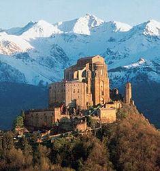 Sacra di San Michele, Val di Susa, Piemonte #iviaggiditerry #tripplanner #viaggiare #viaggio