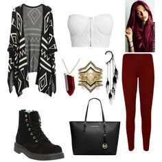 Designer Clothes, Shoes & Bags for Women Bcbgeneration, Polyvore Fashion, Jay, Michael Kors, Shoe Bag, Clothing, Stuff To Buy, Shopping, Collection