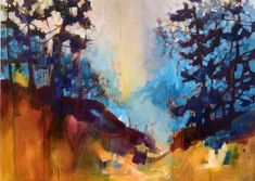 The Collection : Island - Abstract Landscapes by Teresa Smith - Artist Kayaking, Canoeing, San Juan Islands, Lake Superior, Vancouver Island, Bird Watching, Abstract Landscape, Outdoor Camping, Wilderness