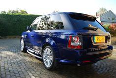 Range Rover Sport Facelift 3.0 TDV6 HSE in Bali Blue