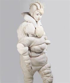 soft sculpture/costume.