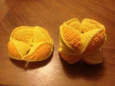 Virka en pusselboll- steg för steg tutorial | Fitt Force Fives pysselblogg