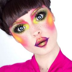 This week we will be celebrating #makeupartist... Regina from @picturresque!