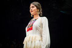 Lydia Lavin Otoño/Invierno 2015 #MBFWMx