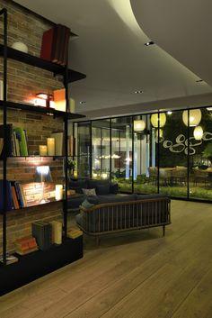 Balthazar Hôtel & Spa – Reception & Lobby