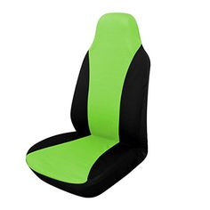 uxcell High Back Bucket Auto Car Seat Covers,Polyester, Green. For product info go to:  https://www.caraccessoriesonlinemarket.com/uxcell-high-back-bucket-auto-car-seat-coverspolyester-green/