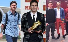 Lionel Messi - Telegraph
