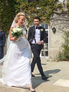 #Gwendolynne patience #Wedding #tuxedo #bellinghamcastle #flowers #peony #jimmychoo #clairebaker #evelyn #coturefreelancestyling&makeup #kayburns