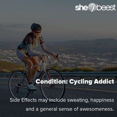 Condition: Cycling Addict