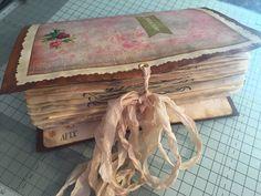My little craftie corner : Summer journal challenge no 4