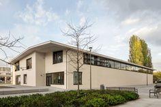 Studio Thys Vermeulen - Buurtsporthal IGLO Linkeroever