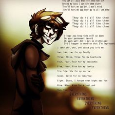 17 best images about creepypasta ticci toby my favorite Creepypasta Quotes, Creepypasta Ticci Toby, Scary Creepypasta, Creepypasta Proxy, Creepypasta Characters, Creepy Poems, Behind My Back, Laughing Jack, Sad Art