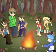 Baldi S Basics Camping By Misyonanka Game Character Basic Used Camping Gear