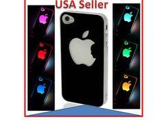 iPhone 4 LED Flashing Case | eBay