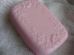 Pink Decorative Fragrant Home Made Soap w/ by DonnasDreamBoutique, $5.00