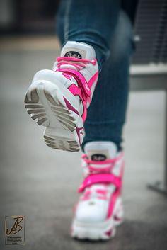 adidas Attitude SUP Hi W boots pink