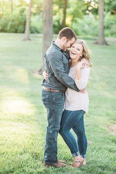Brandon & Amanda   Milford Hills Engagement Session » Kallidoscope Photography