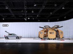 Design Miami Basel 2014: Konstantin Grcic Pavilion   Basel Shows