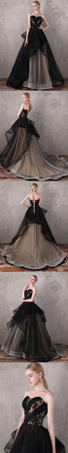 Noble Abendkleider Cocktailkleid Ballkleider Party Lang Pailletten Kleider 32-44